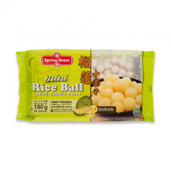 Spring Home Mini Rice Ball Durian