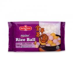 Spring Home Mini Rice Ball Sweet Potato and Taro