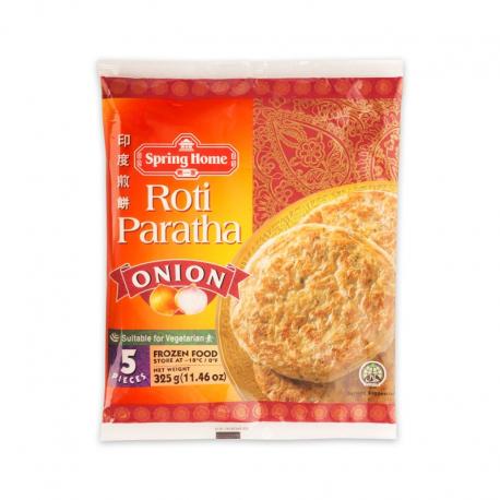 Spring Home Roti Paratha Onion
