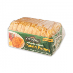 Cavendish Hash Brown 10pcs