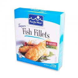 P.West Tempura Fish Fillet  30pcs x 115gm