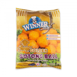 Winner Chef Golden Sotong Ball 1kg