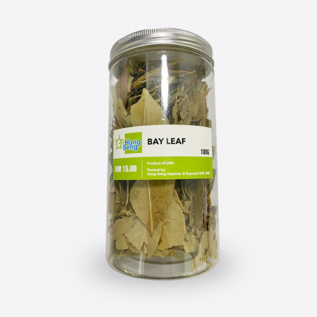Dried Bay Leaves 100gm