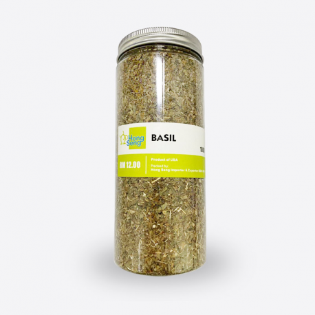 Dried Basil 100gm