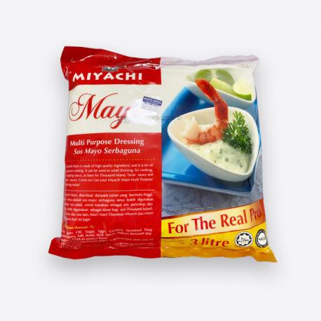 Miyachi All purpose dressing (Mayonnaise) 3 lit
