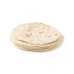 Tortilla 12'/pcs, 97gm/pcs, 12pcs/pkt
