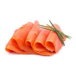 Smoked Salmon Fillet 1 - 1.2kg