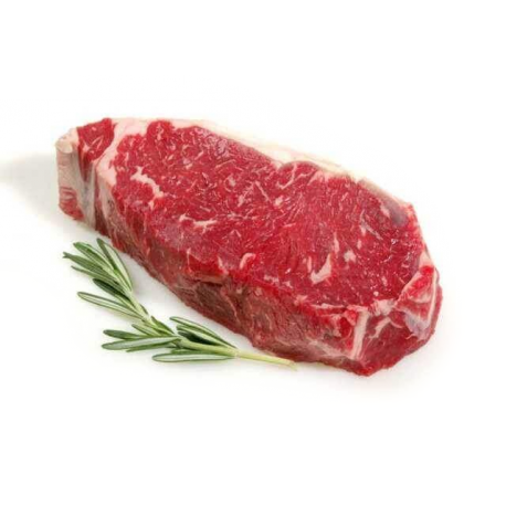 Australian Chilled Grainfed Blacked Angus Striploin
