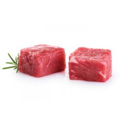 New Zealand Beef Topside Cube (Rendang) 1.3kg - 1.5kg/pkt