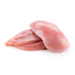 Chicken Boneless Breast 2kg/pkt