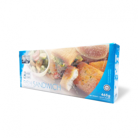 P.West Fish & Chips 500gm