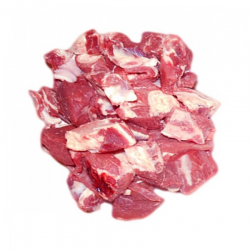 New Zealand Boneless Mutton cube