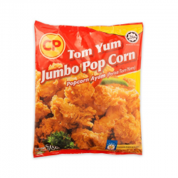 CP Tom Yam Jumbo Pop Corn 700gm