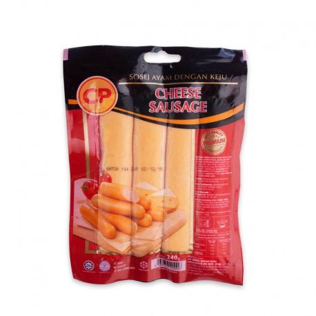 CP Premium Cheese Sausage