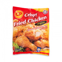 CP Crisp Fried Chicken Original 700gm