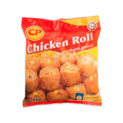 CP Chicken Roll 700g/pkt