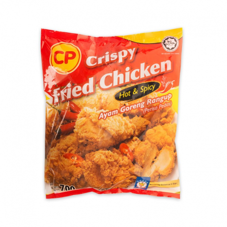 CP Crispy Fried Chicken 700g