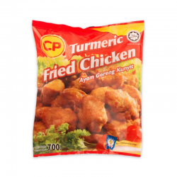 CP Turmeric Fried Chicken 700g
