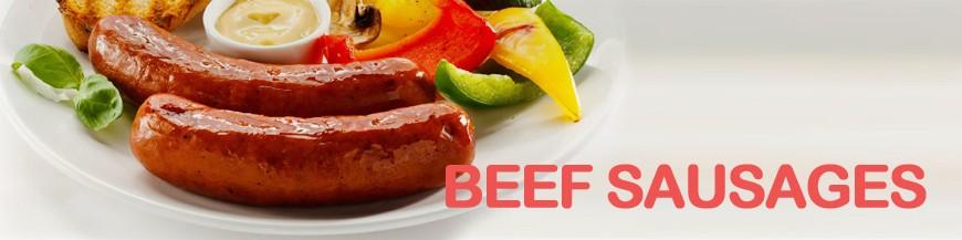 Beef Sausages