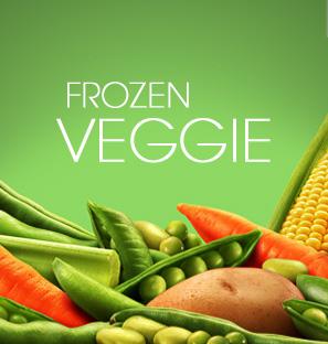 frozen veggie